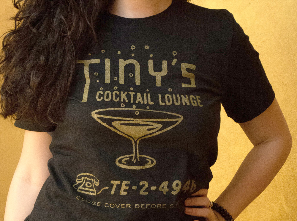Tiny's Cocktail Lounge