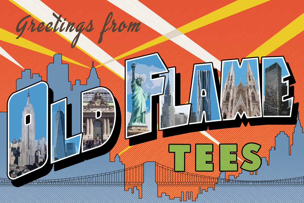 Welcome to Old Flame Tees